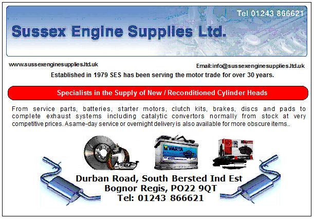 Sussex Engine Supplies