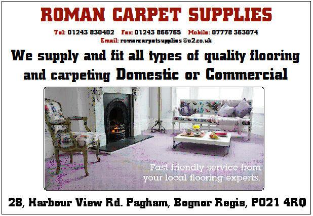 Roman Carpets