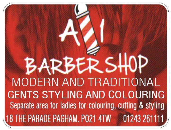 A1 Barbers